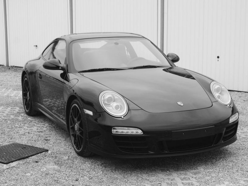 911 youngtimer - Porsche 997 Carrera GTS - Black - 2012 - 2 of 13