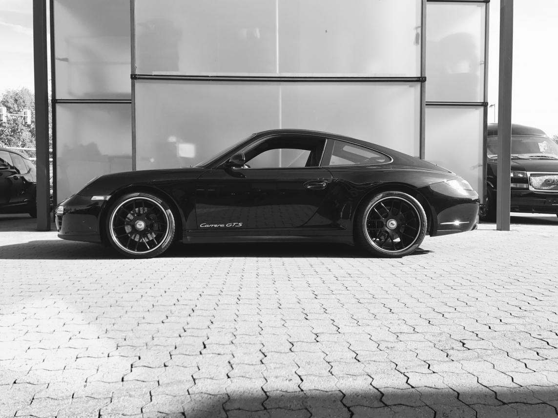911 youngtimer - Porsche 997 Carrera GTS - Black - 2012 - 7 of 13