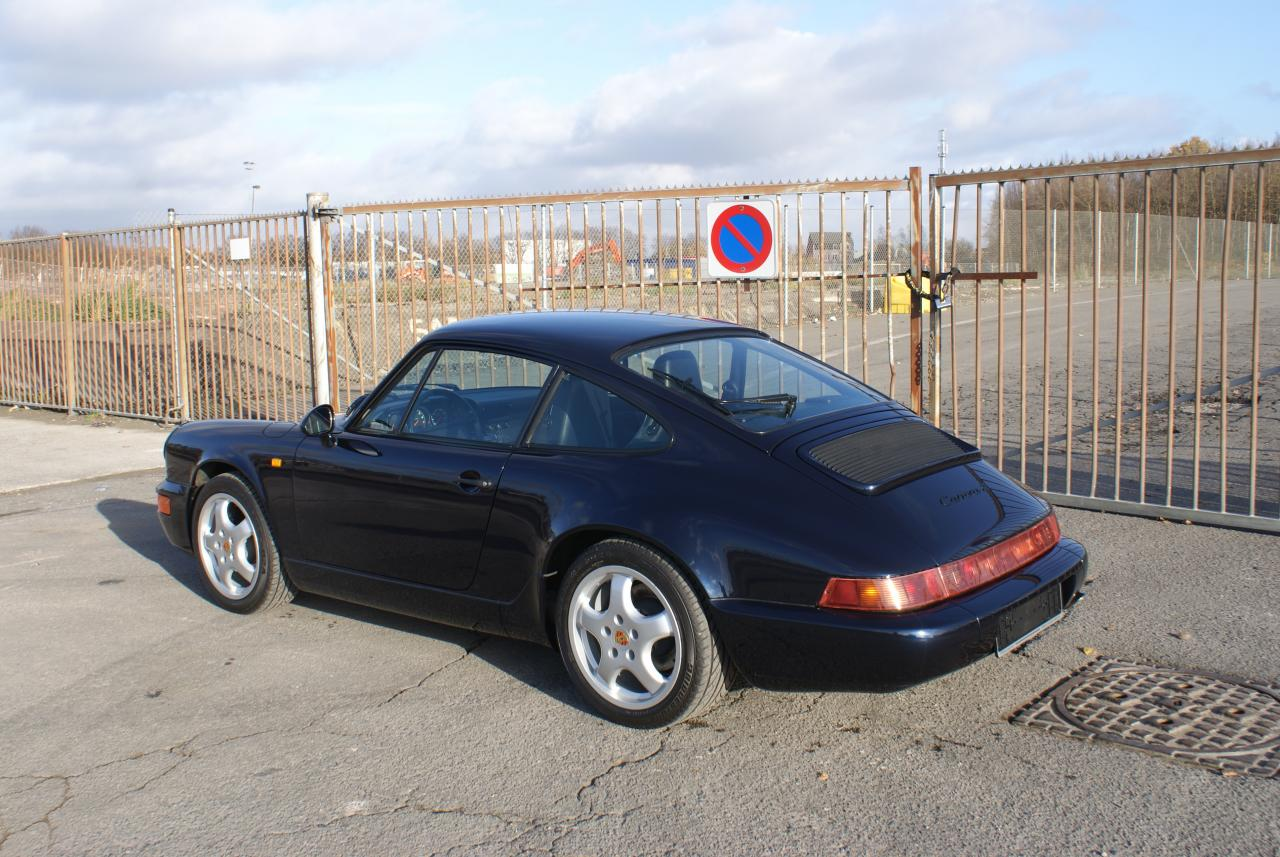 911 youngtimer - Porsche 964 Carrera 2 - Midnight Blue - 1991 - 5 of 15