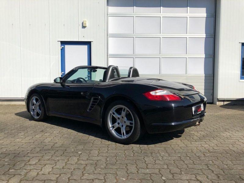 911 youngtimer - Porsche 987 Boxster - 2005 - Basalt Black