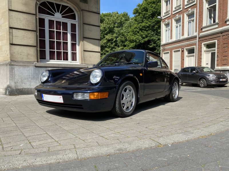 youngtimer.one - Porsche 964 Carrera 2 - Midnight Blue - 1991 - 1 of 11