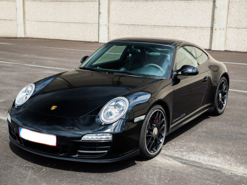 911 youngtimer - Porsche 997 Carrera GTS - Black - 2012 - 1 of 12