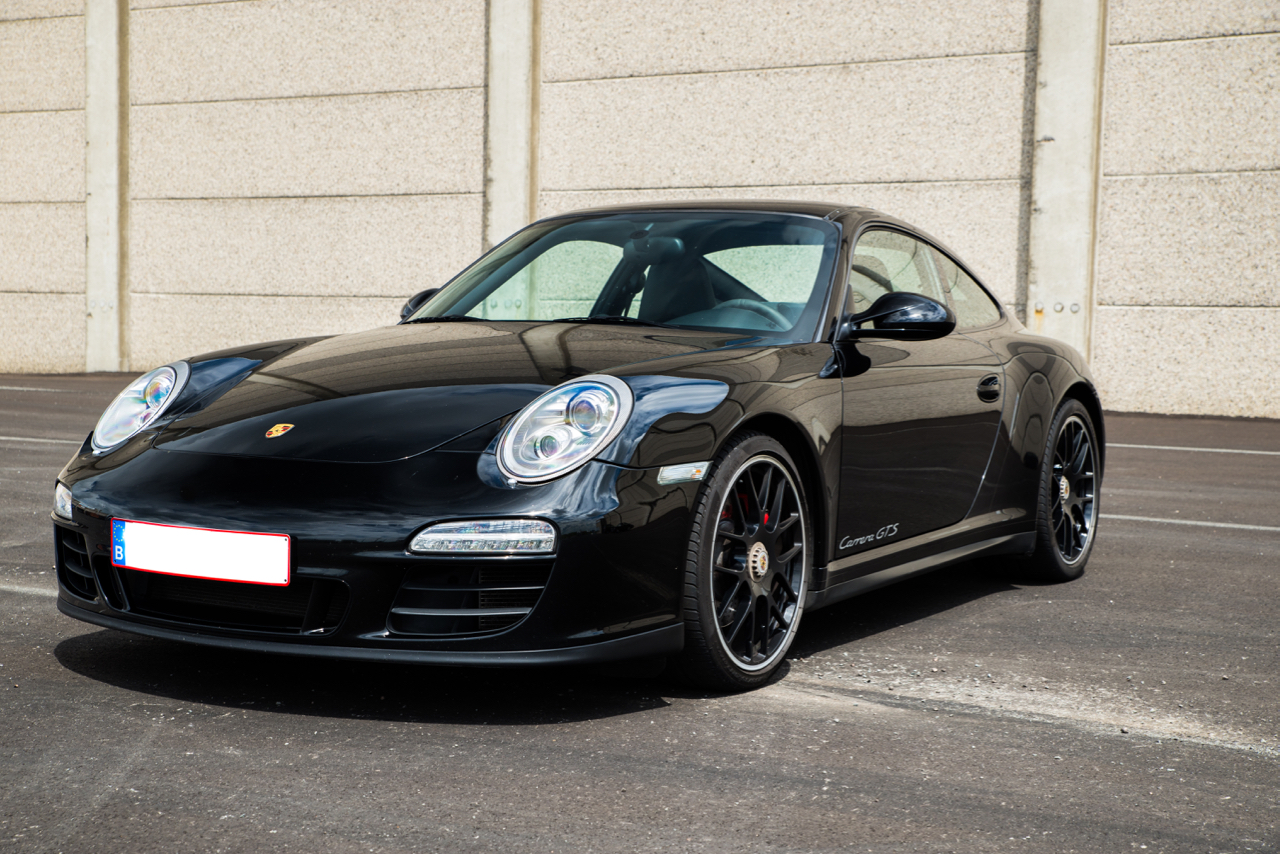 911 youngtimer - Porsche 997 Carrera GTS - Black - 2012 - 2 of 12