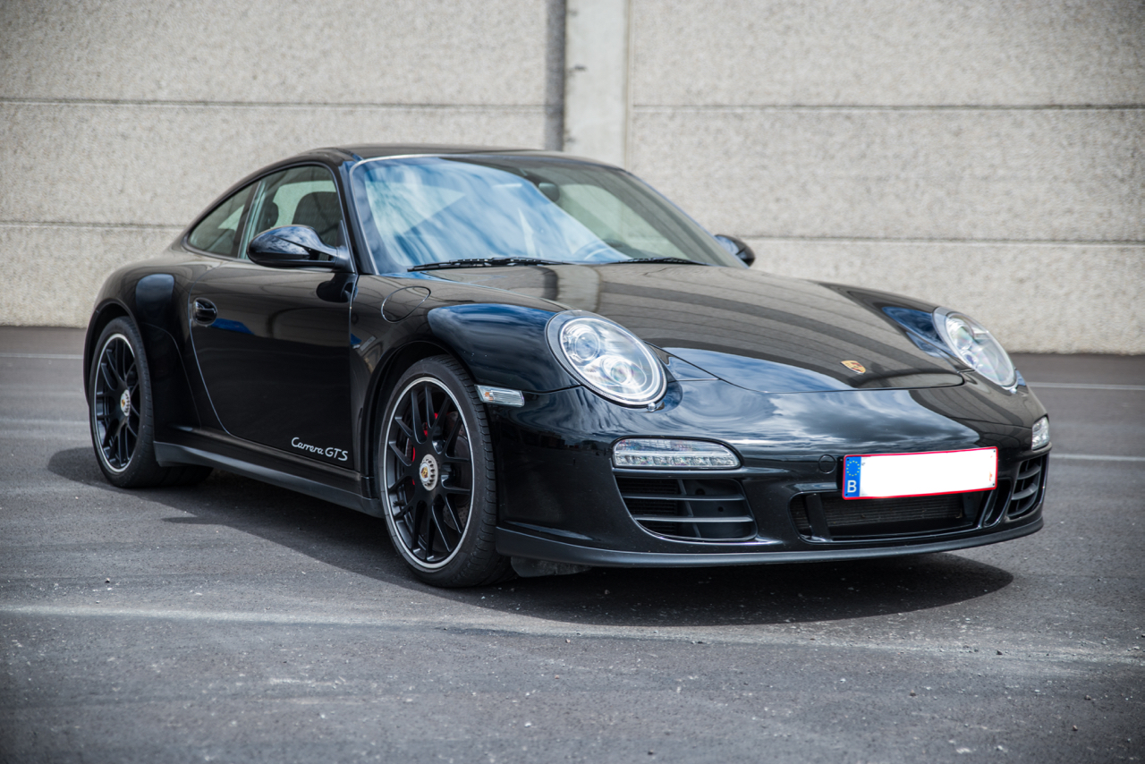 911 youngtimer - Porsche 997 Carrera GTS - Black - 2012 - 3 of 12