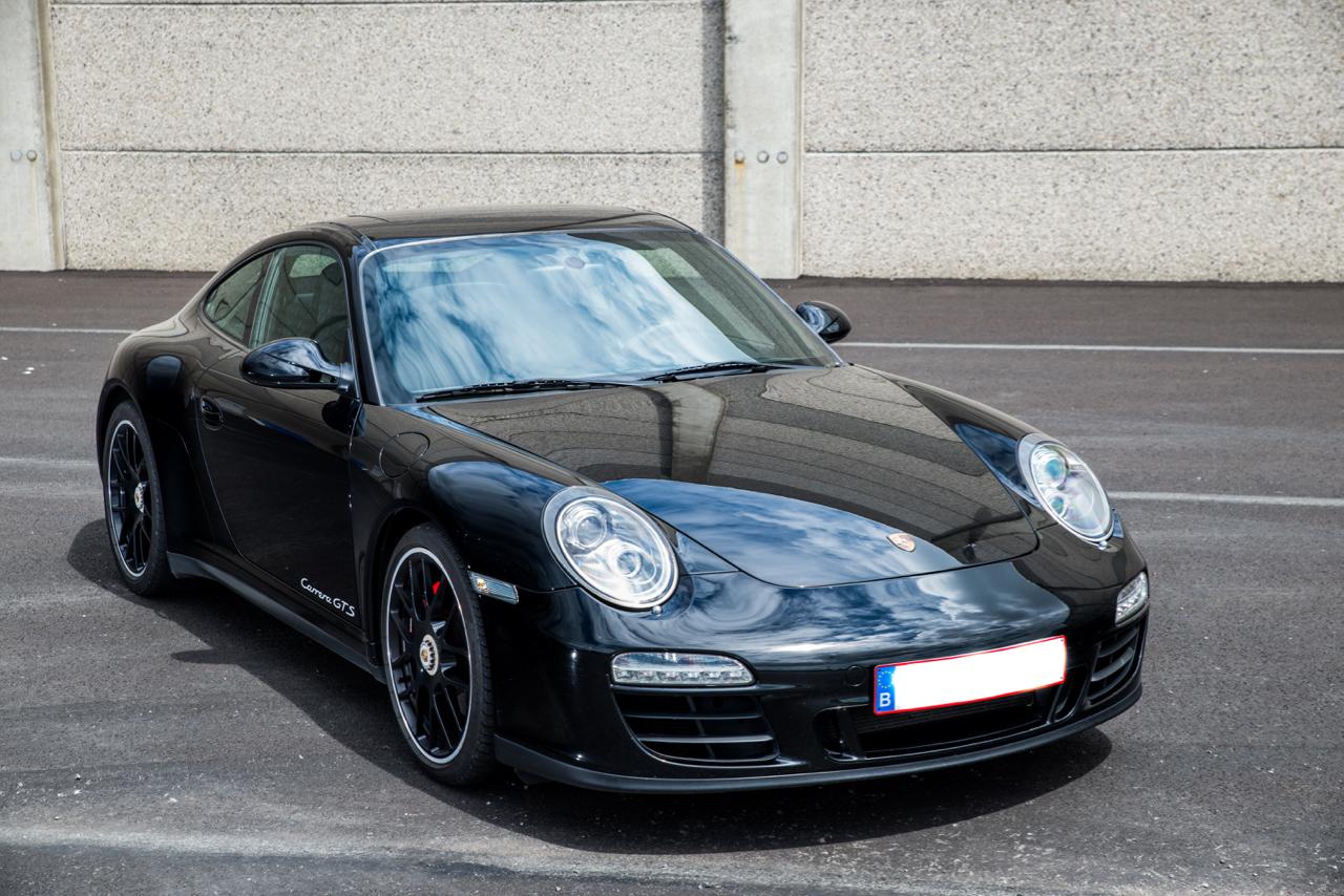 911 youngtimer - Porsche 997 Carrera GTS - Black - 2012 - 4 of 12