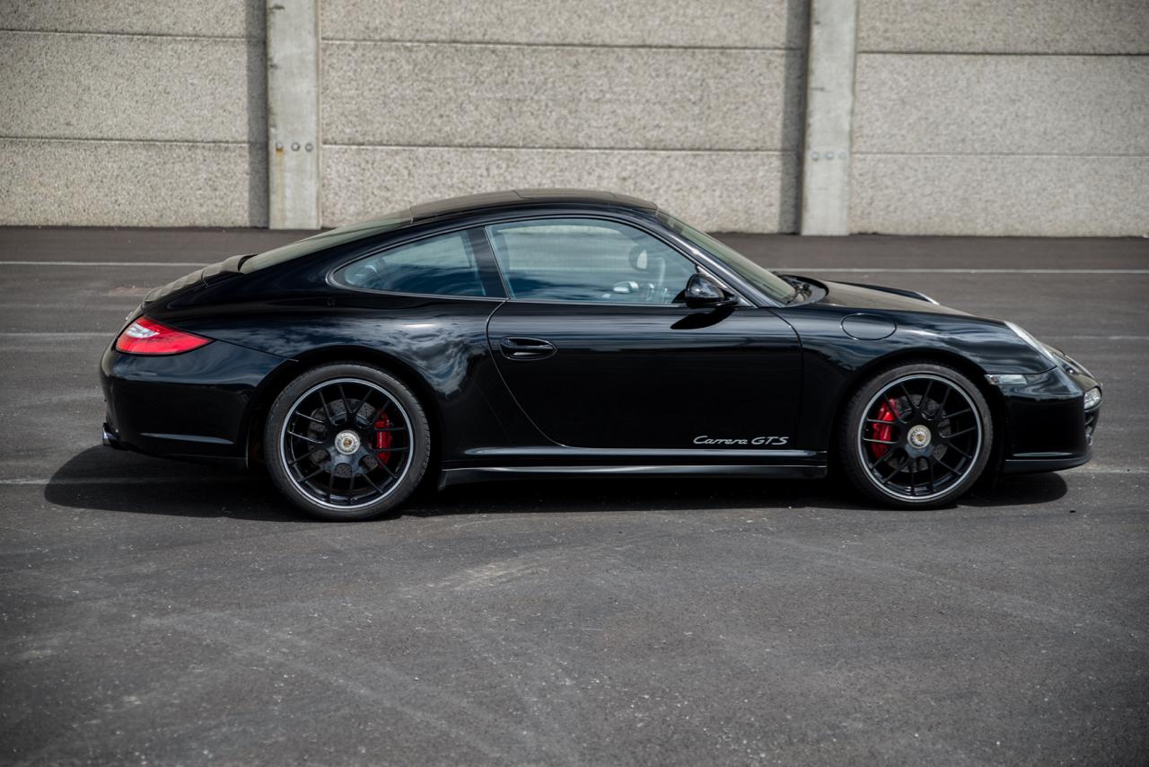 911 youngtimer - Porsche 997 Carrera GTS - Black - 2012 - 5 of 12
