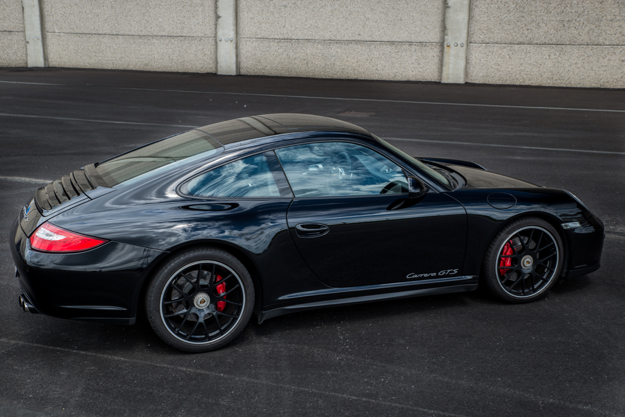 911 youngtimer - Porsche 997 Carrera GTS - Black - 2012 - 6 of 12