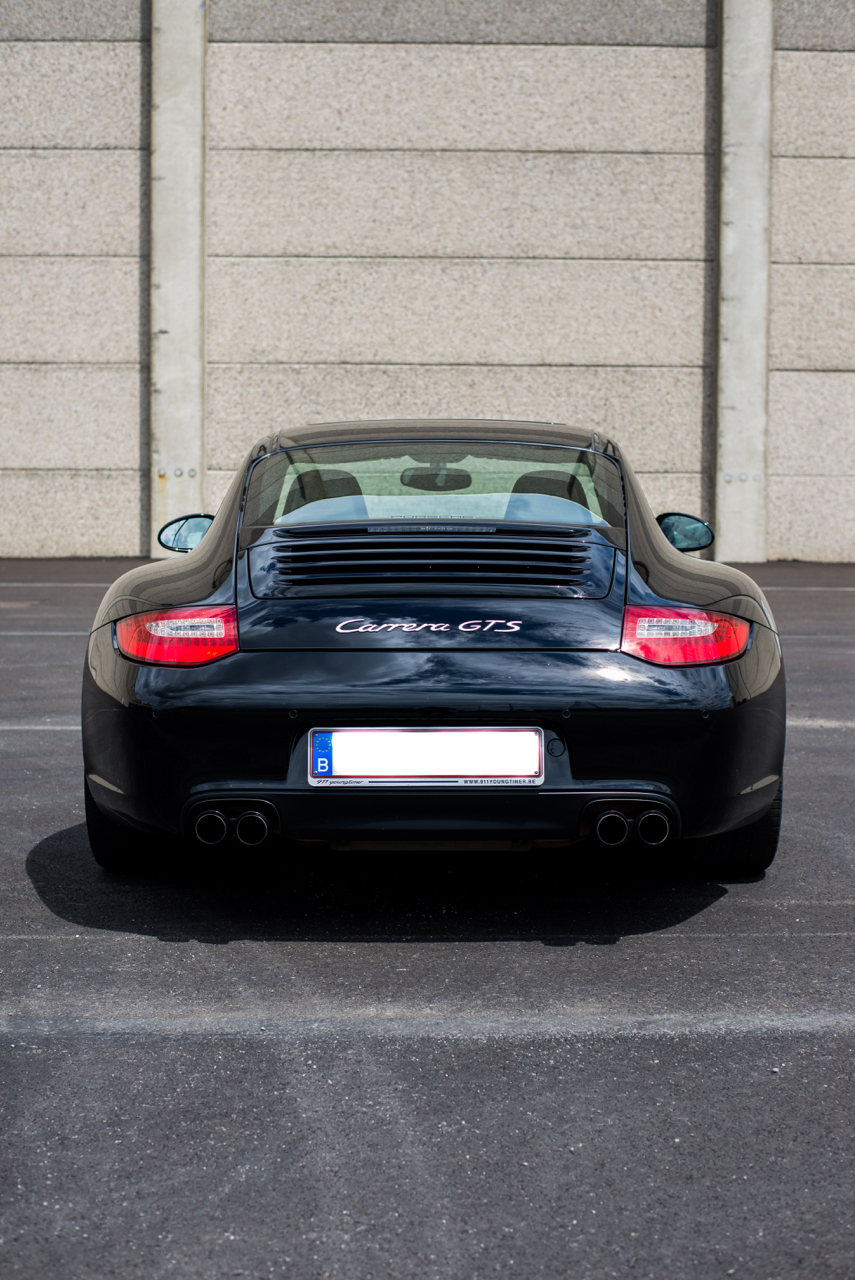 911 youngtimer - Porsche 997 Carrera GTS - Black - 2012 - 8 of 12