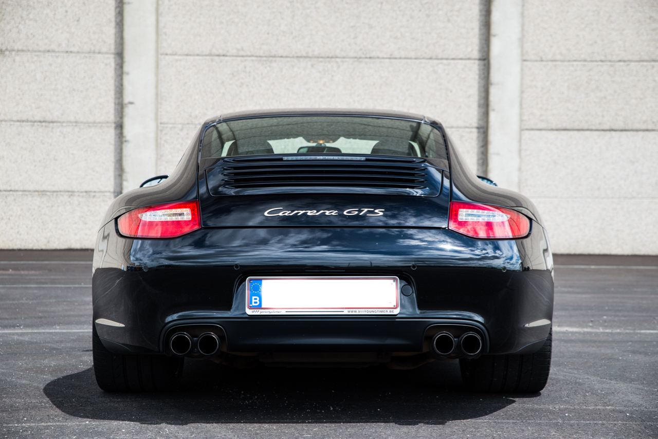 911 youngtimer - Porsche 997 Carrera GTS - Black - 2012 - 9 of 12