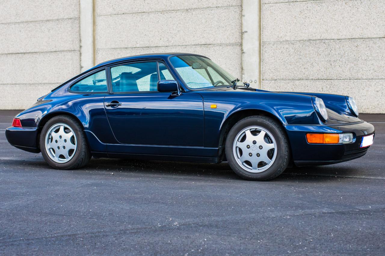 youngtimer.one - Porsche 964 Carrera 2 - Midnight Blue - 1991 - 1 of 16