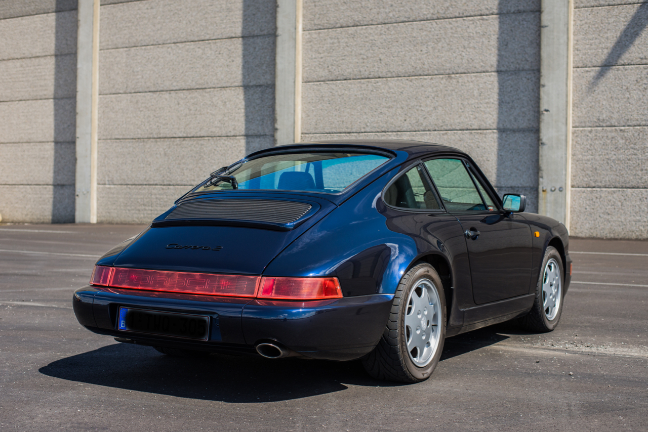 youngtimer.one - Porsche 964 Carrera 2 - Midnight Blue - 1991 - 11 of 16