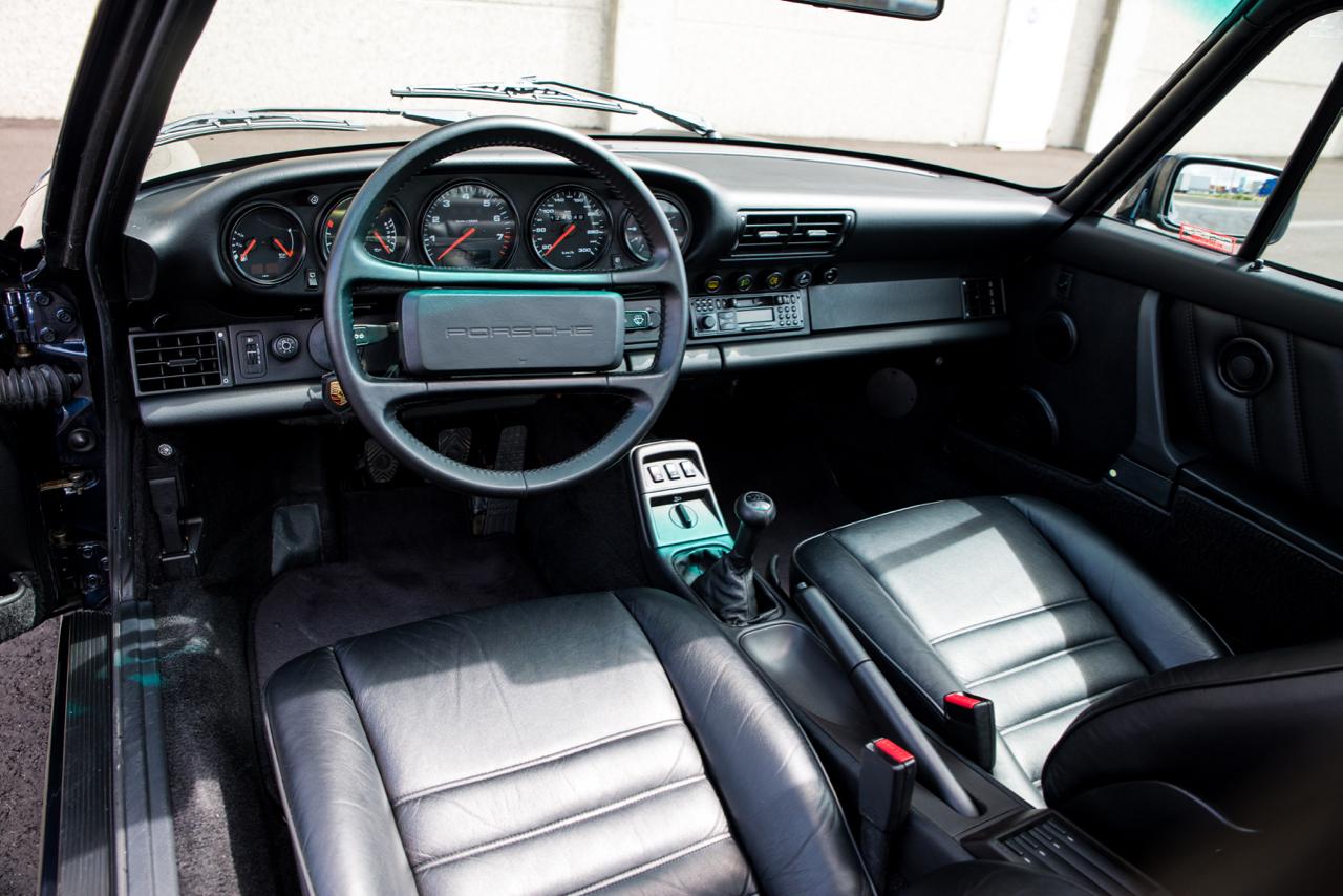 youngtimer.one - Porsche 964 Carrera 2 - Midnight Blue - 1991 - 12 of 16