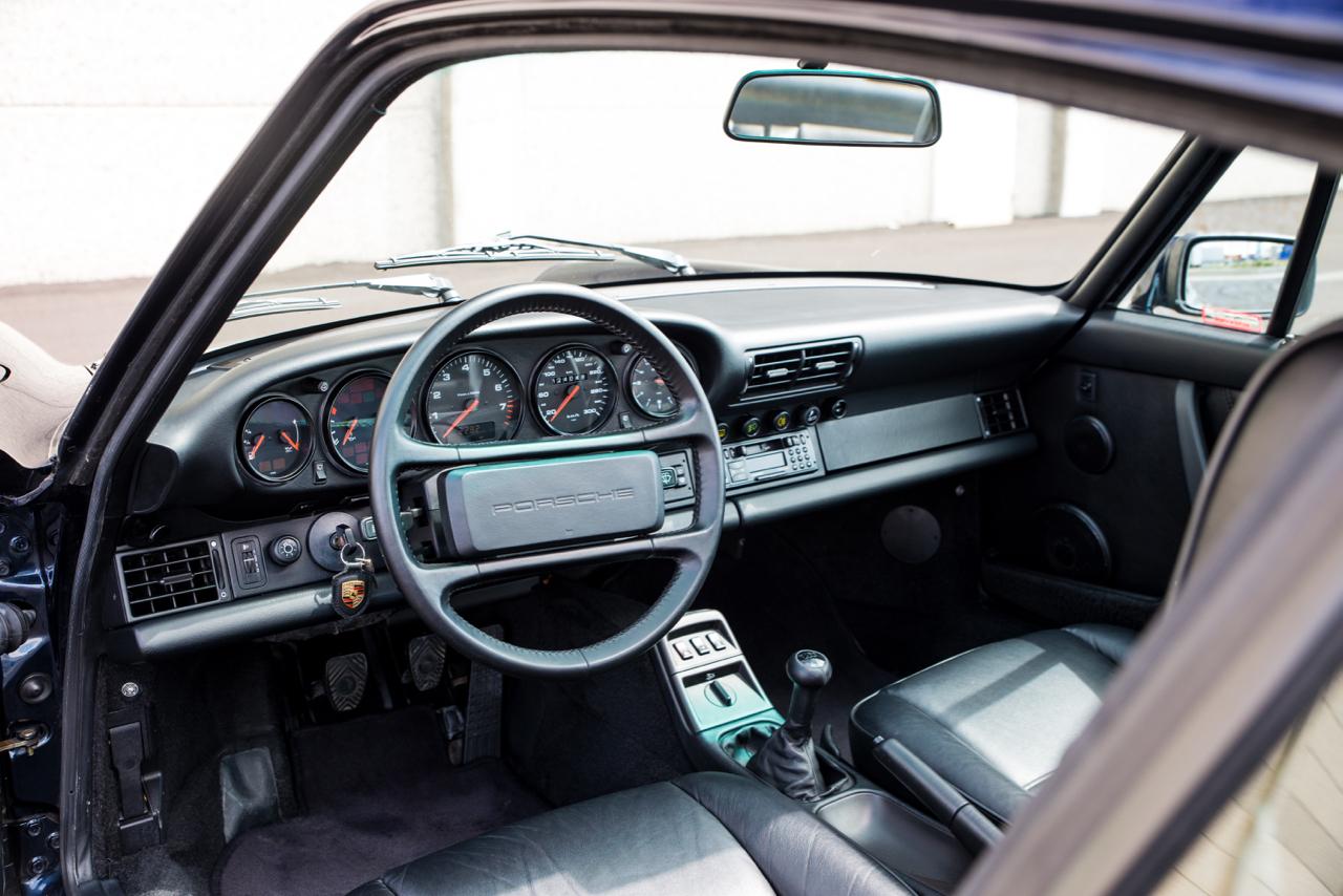 youngtimer.one - Porsche 964 Carrera 2 - Midnight Blue - 1991 - 13 of 16