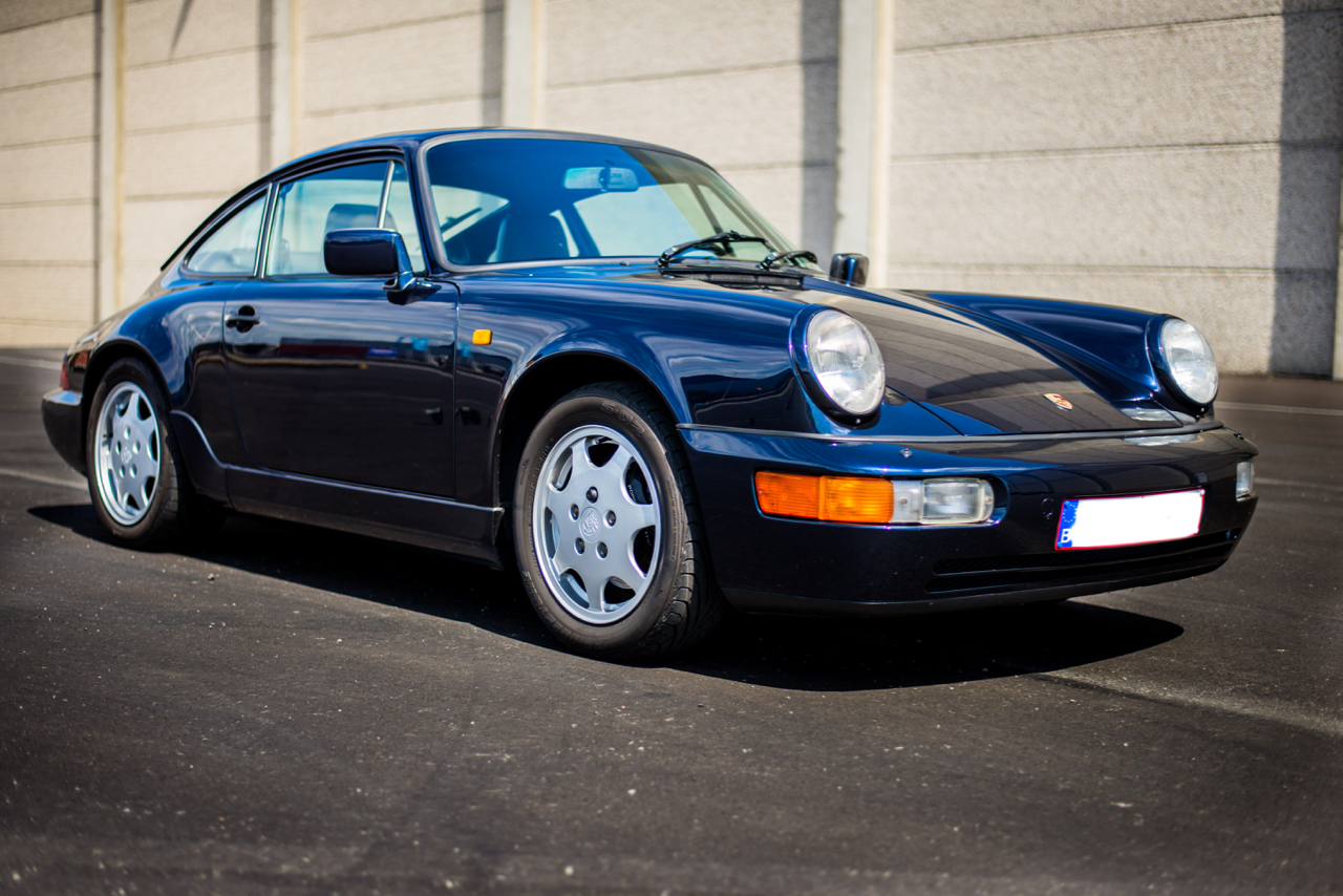 youngtimer.one - Porsche 964 Carrera 2 - Midnight Blue - 1991 - 2 of 16