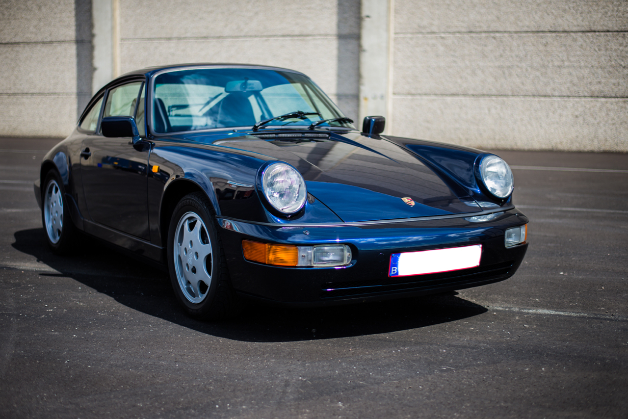 youngtimer.one - Porsche 964 Carrera 2 - Midnight Blue - 1991 - 3 of 16