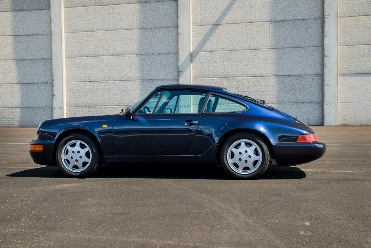 youngtimer.one - Porsche 964 Carrera 2 - Midnight Blue - 1991 - 5 of 16