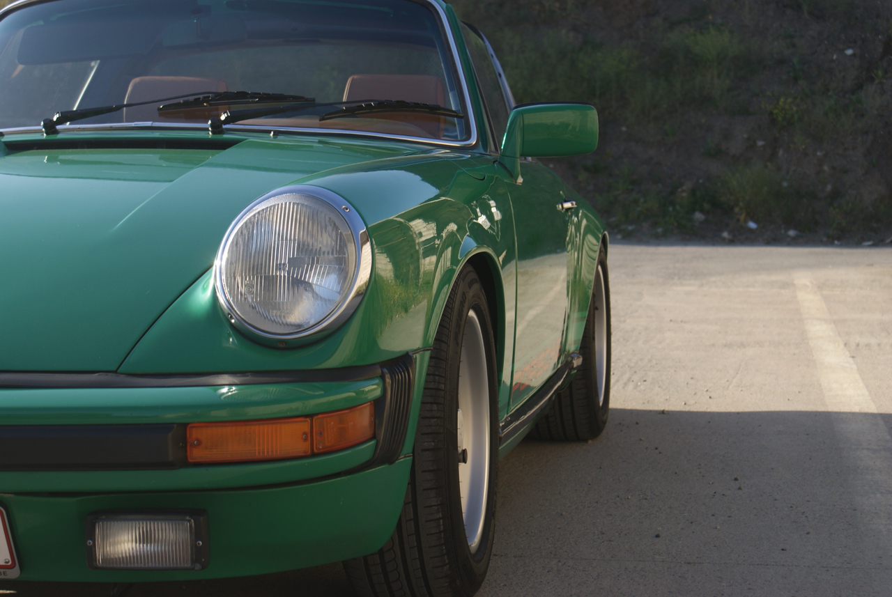 youngtimer.one - Porsche 911 SC targa - Fern Green - 1978 - 10 of 21