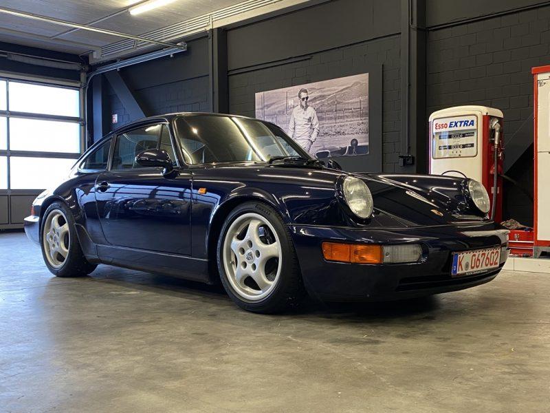 youngtimer.one - Porsche 964 Carrera RS - NachtBlau - 1992 - 1 of 2