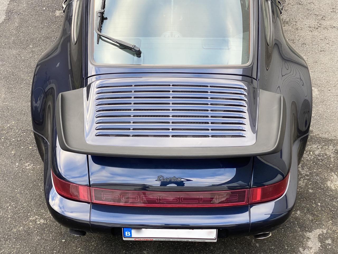 youngtimer.one - Porsche 964 turbo - Nachtblau - 1991 - 3 of 3