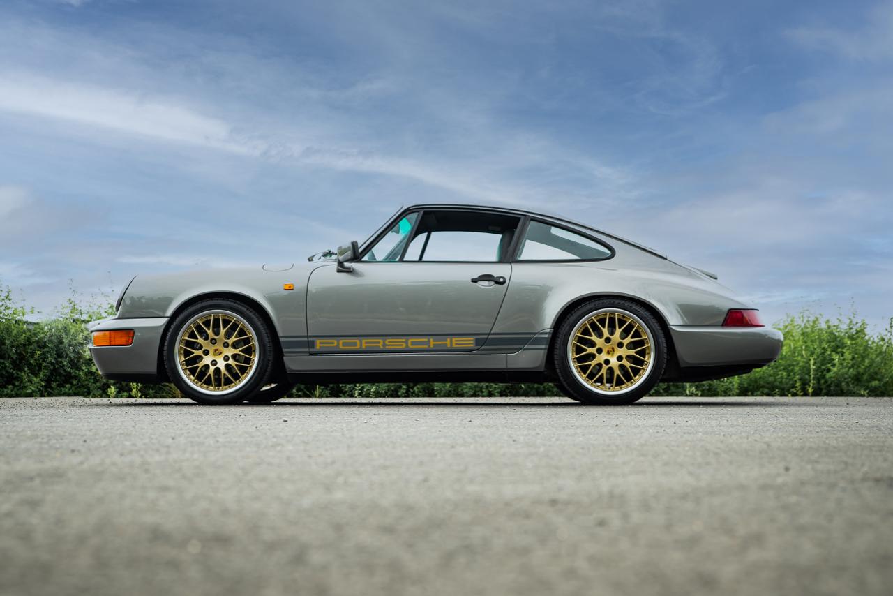 youngtimer.one - Porsche 964 Carrera 2 - Stone Grey - 1990 - 10 of 13