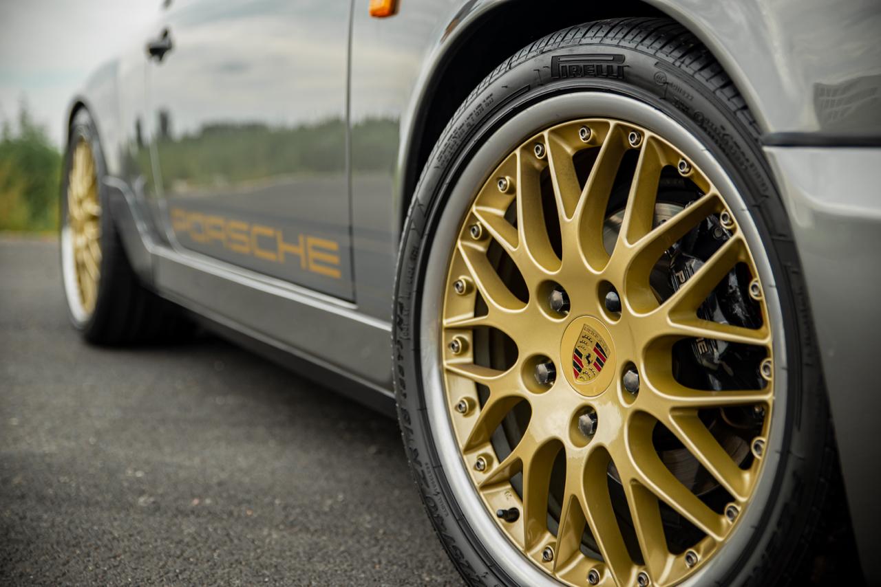 youngtimer.one - Porsche 964 Carrera 2 - Stone Grey - 1990 - 6 of 13