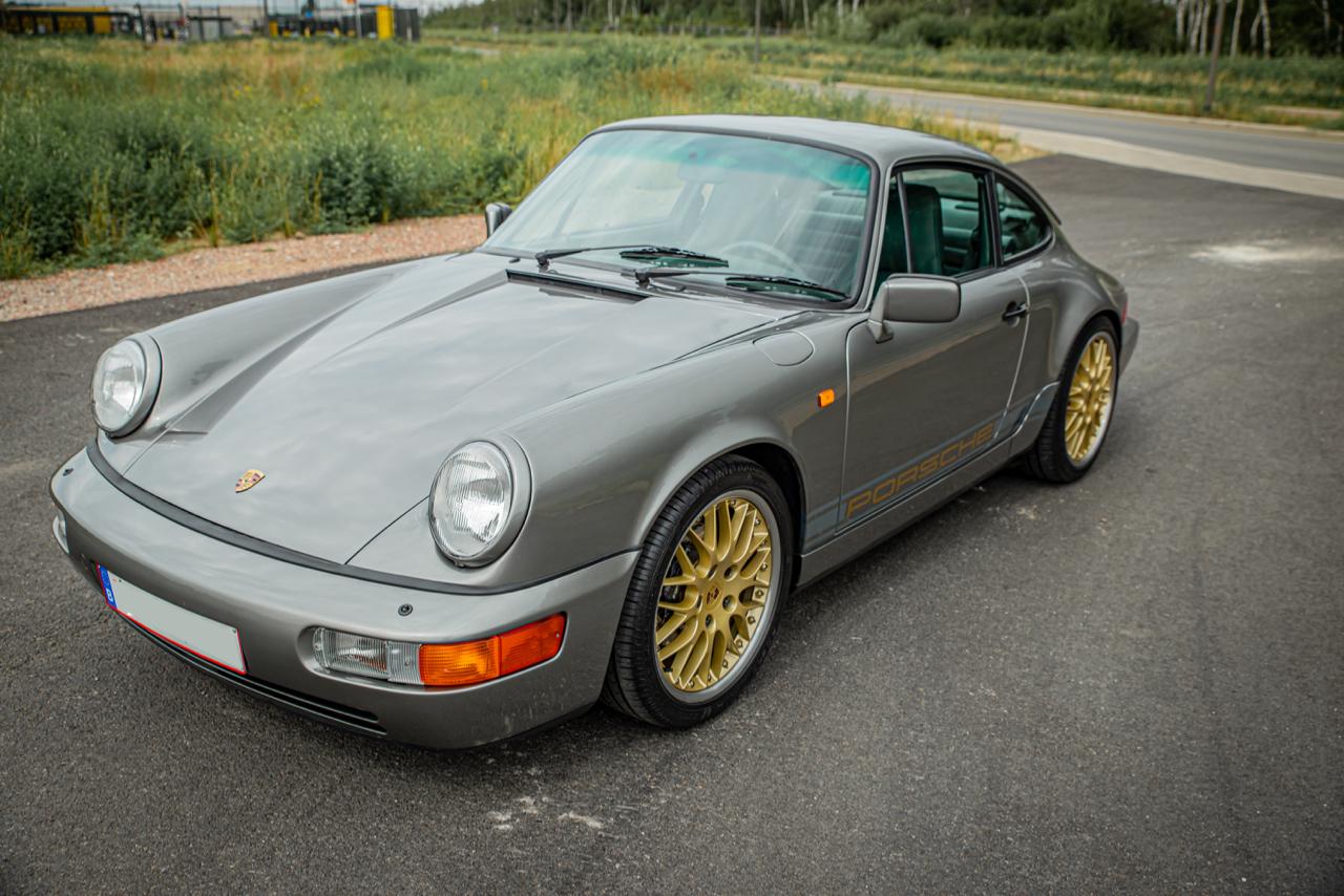youngtimer.one - Porsche 964 Carrera 2 - Stone Grey - 1990 - 7 of 13
