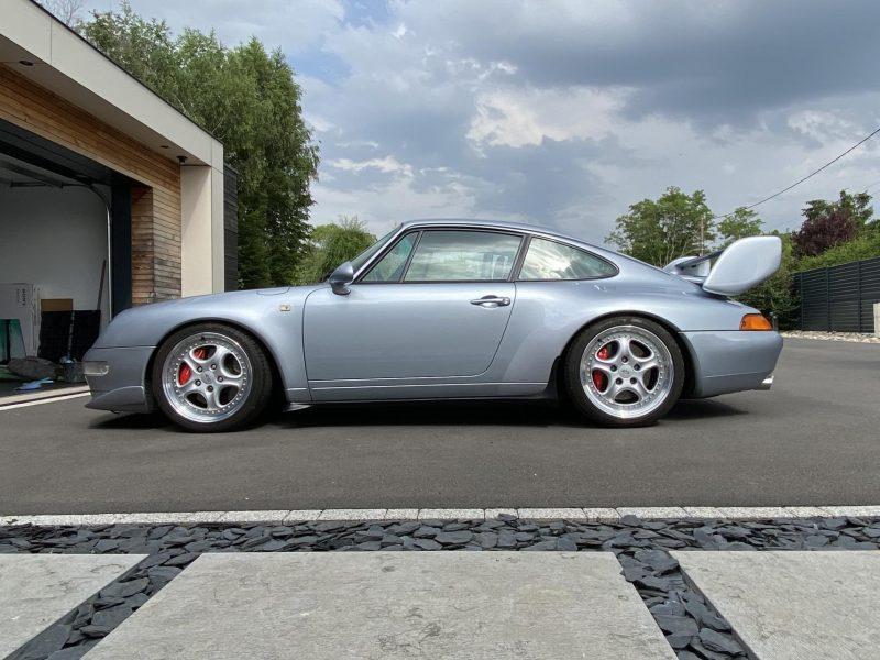 youngtimer.one - Porsche 993 Carrera RS - C22 - Polar Silver - 1996 - 1 of 1