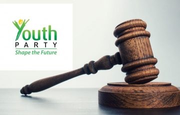 LETTER OF DEMAND TO RELIST YOUTH PARTY IN COMPLIANCE WITH THE JUDGEMENTS OF THE FEDERAL HIGH COURT AND COURT OF APPEAL
