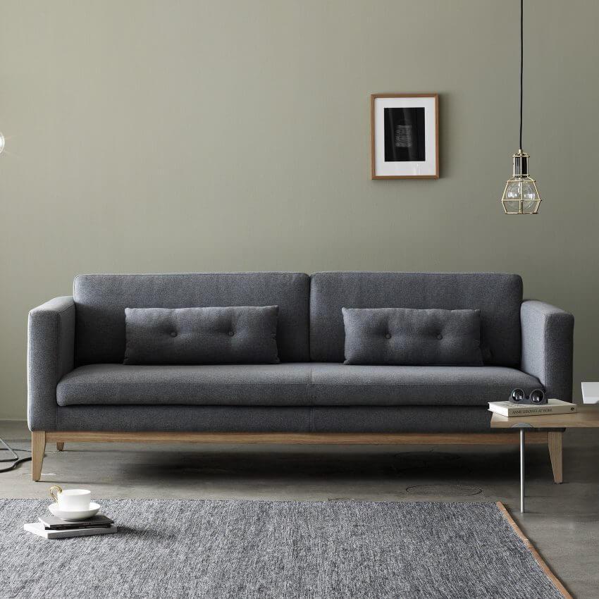 Min nya sköna soffa från Designtorget