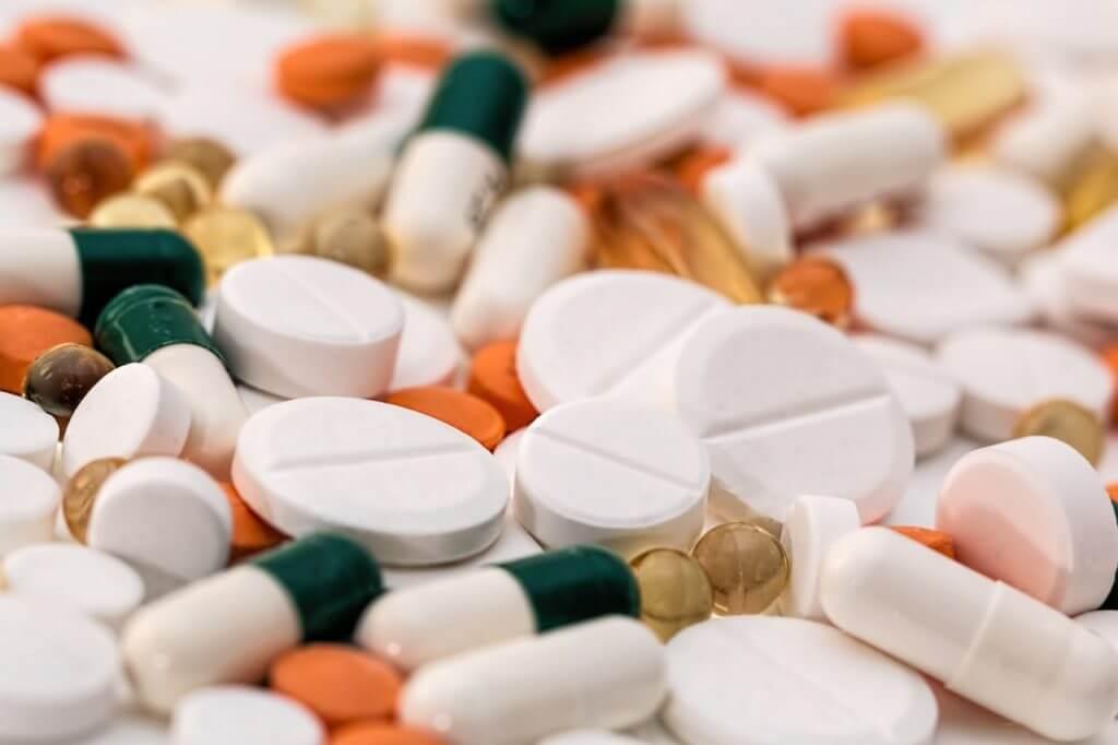 Vitamintabletter - inte lika bra som vitaminer från riktig mat