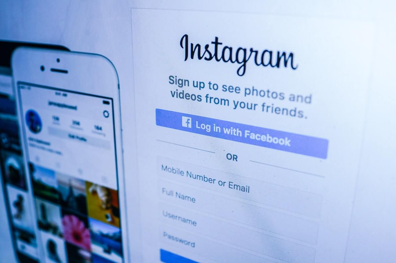 Instagram - bara en del av den digitala marknadsföringen
