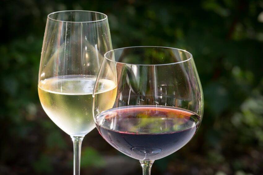 Rött eller vitt vin?
