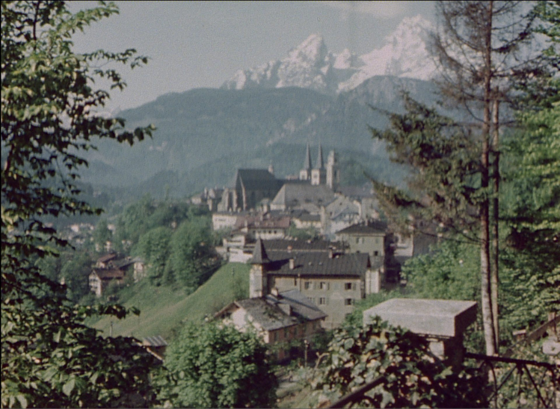 Berchtesgaden 1945