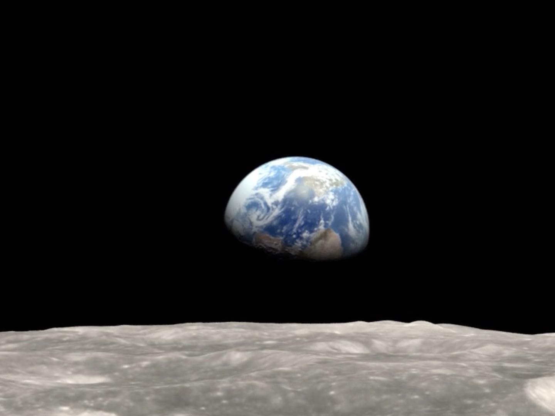 Earthrise Apollo