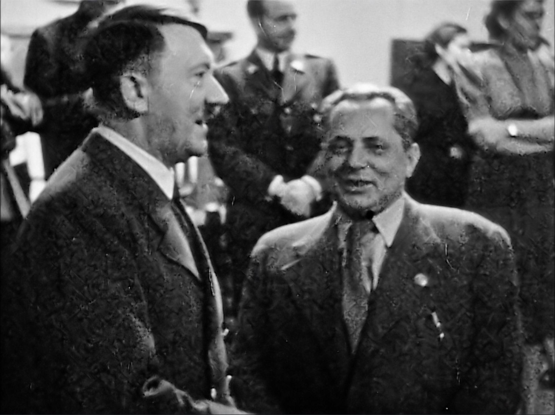 Hoffmann and Hitler