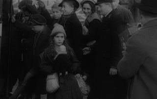 Kinder-Transport 1938. German Jewish Children reach England