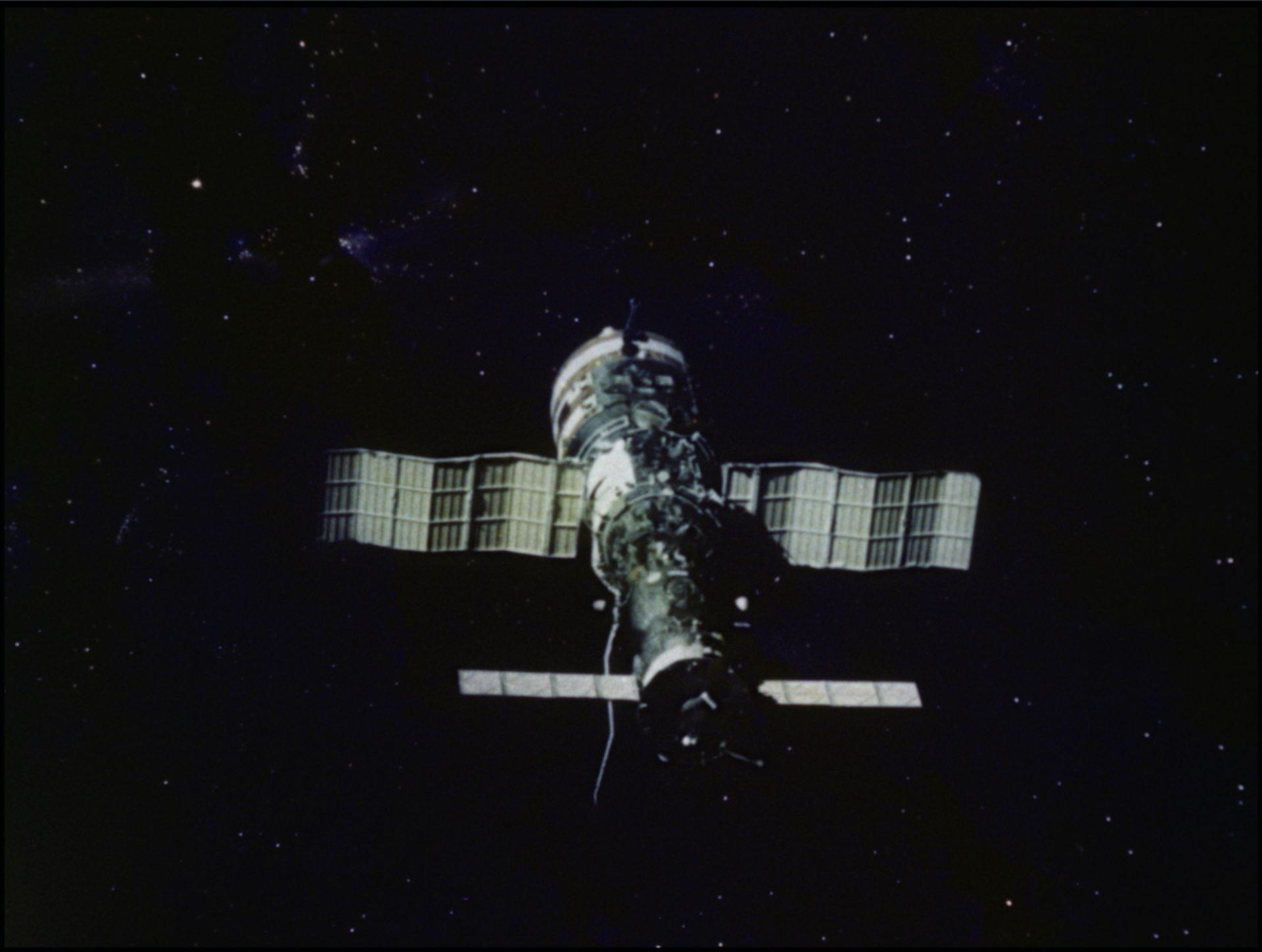 Salyut Raumstation