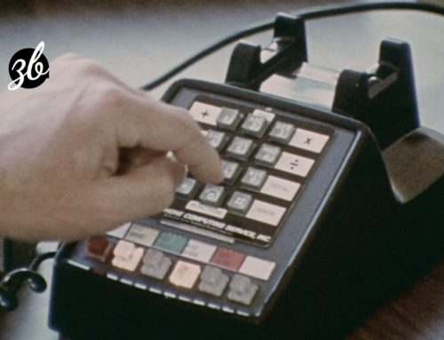 Online Banking 1973 – History of Computers