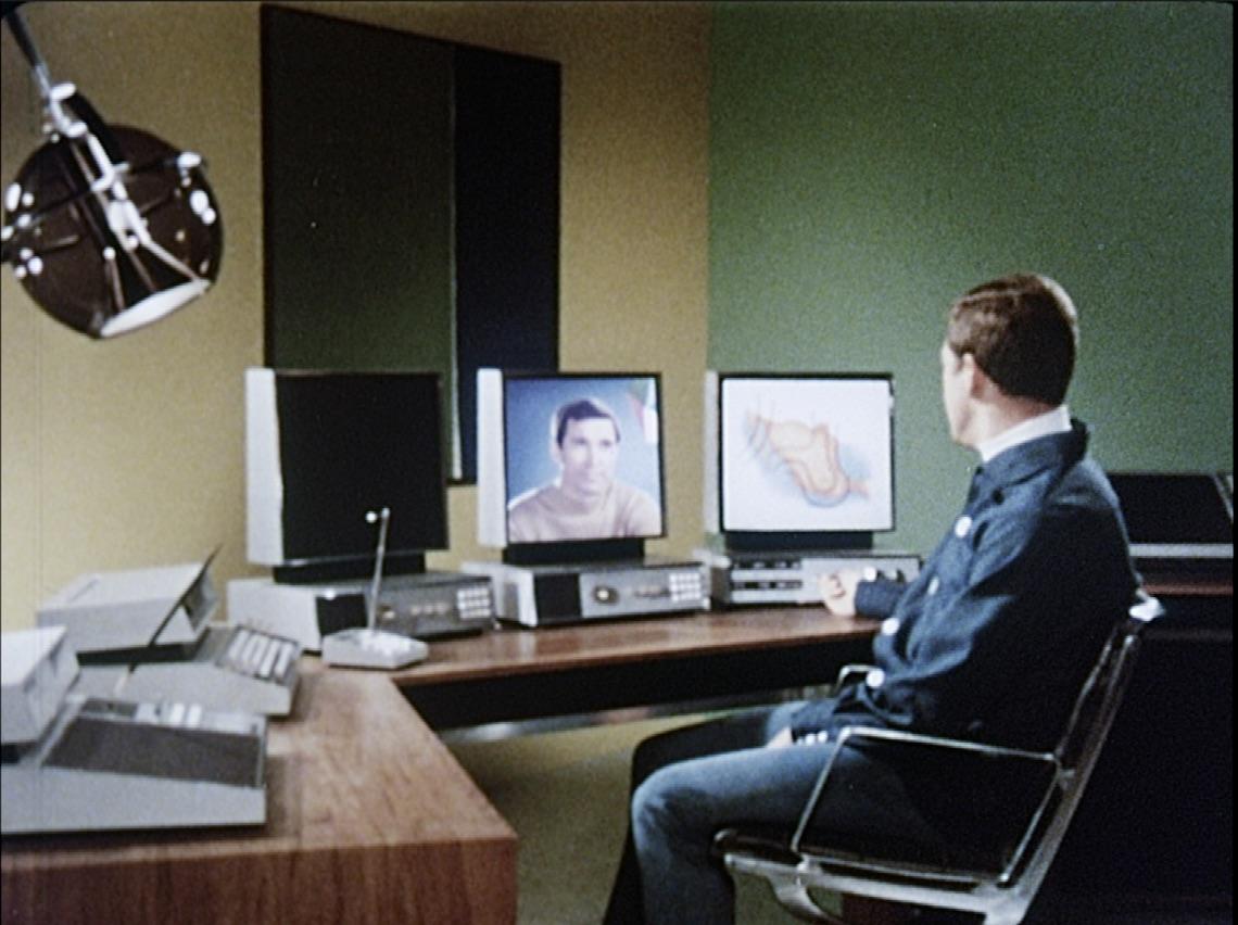 Videotelefonie Vision 1967
