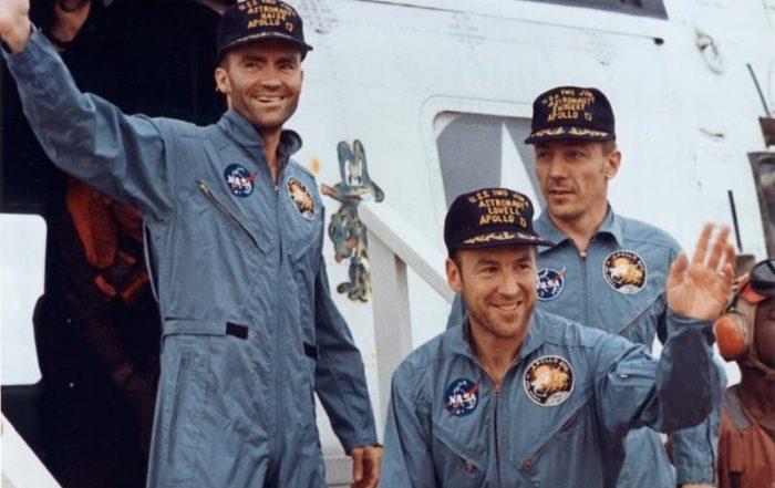 Apollo 13 Astronauten
