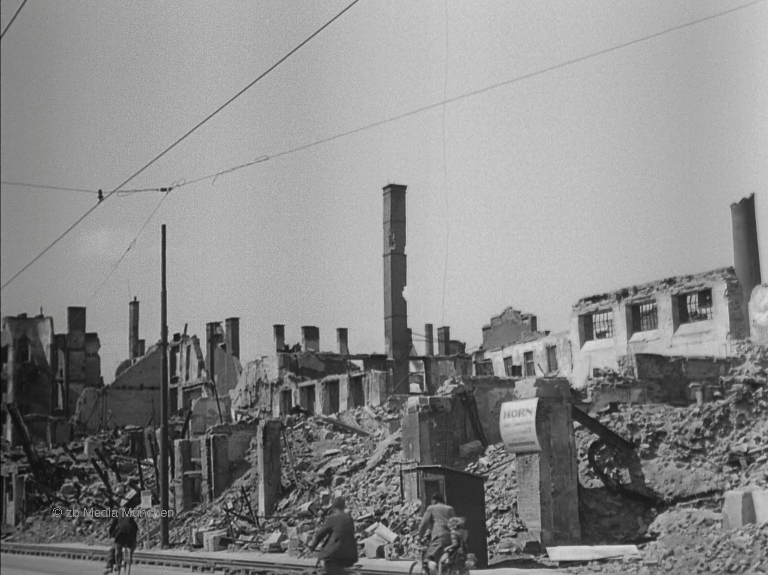 Ruinen München