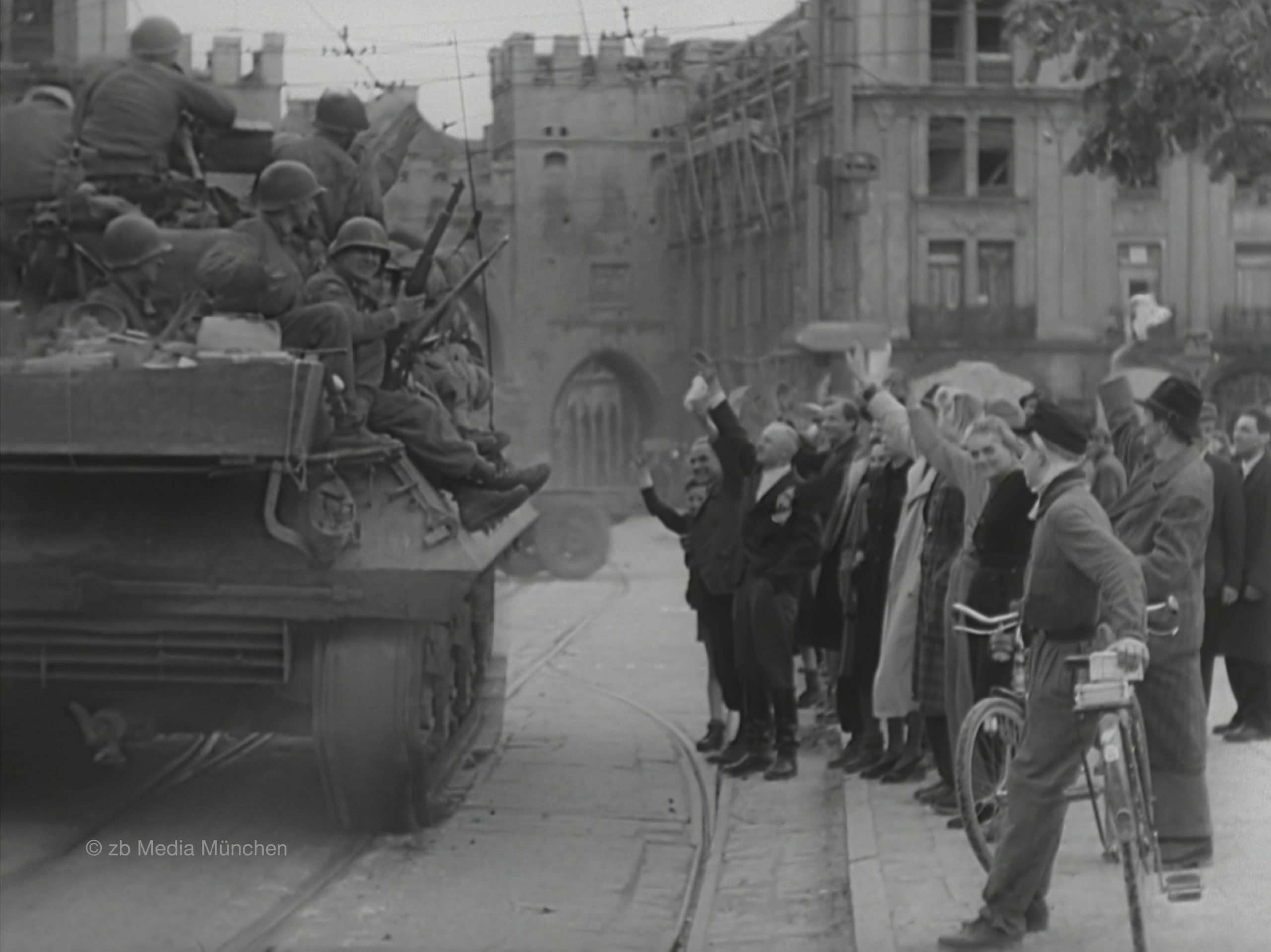 München Bürger 1945