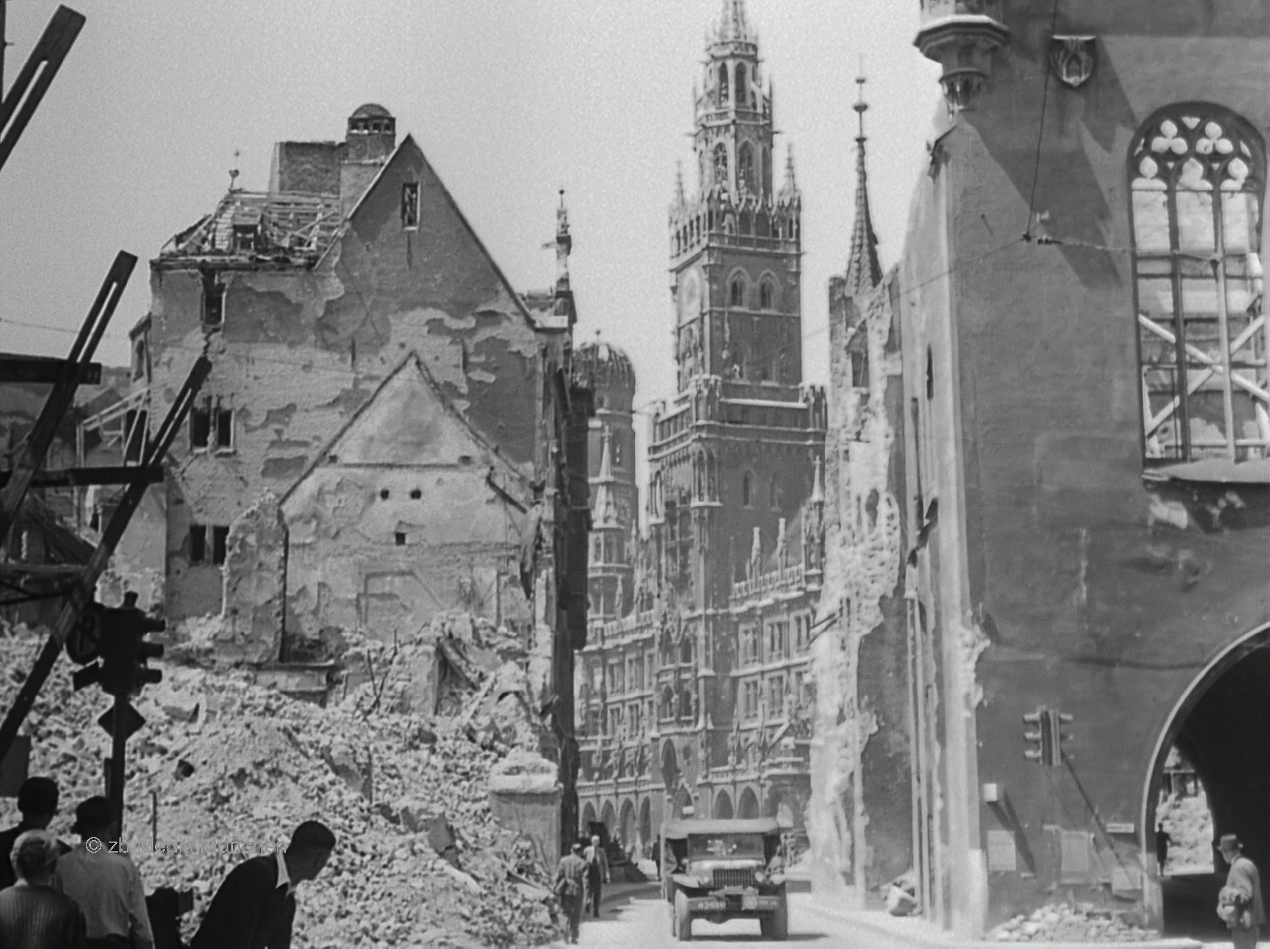 München 1945 Rathaus
