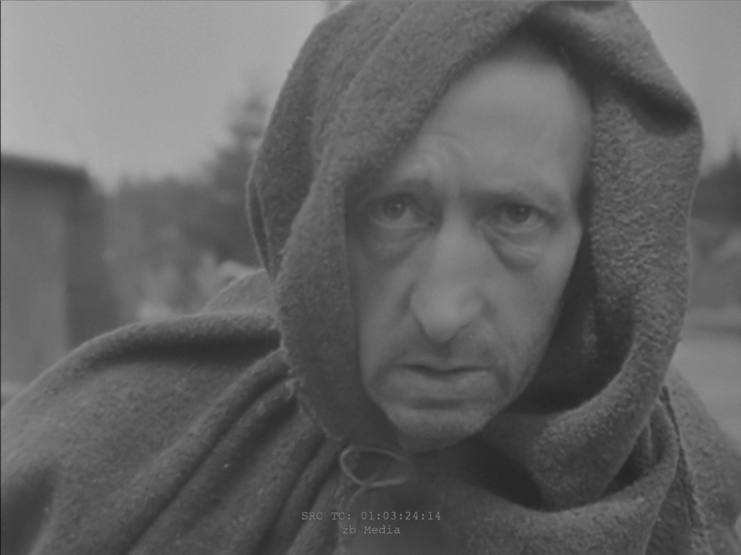 Concentration Camp Prisoner 1945