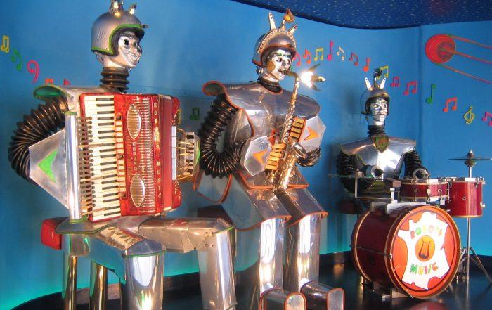 Robots Music