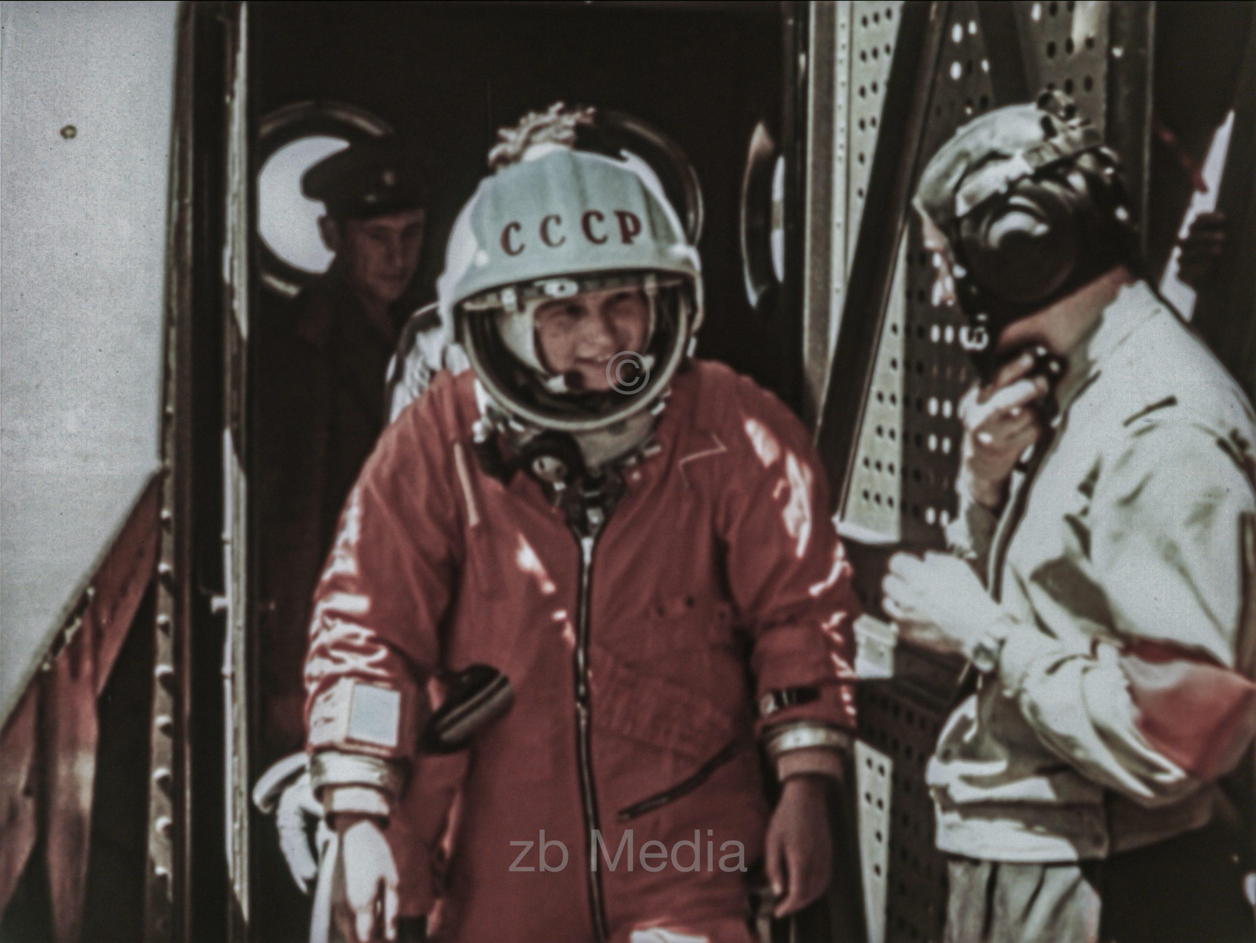 Valentina Tereschkowa