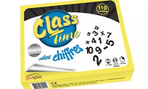 Class time chiffres, Pinkfizz, jeu mathématique, calcul mental, Zébulon
