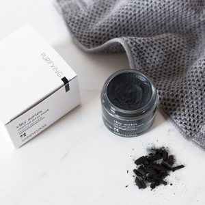 Rainpharma charcoal detox mask