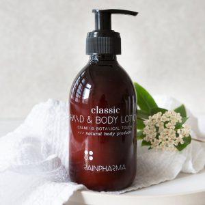 Rainpharma classic hand & body lotion
