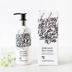 Rainpharma dedicated face wash